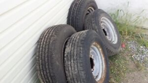 TIRES FOR FORD PICKUP OR VAN