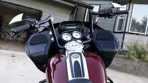 2008 harley davidson roadglide custom bagger North Shore Greater Vancouver Area image 3