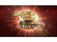 Strictly tickets x2