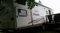 looking to store 27 ft camper