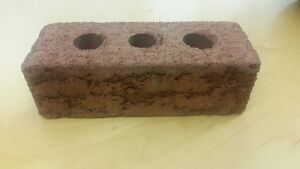 Red Brick - Rough Faced