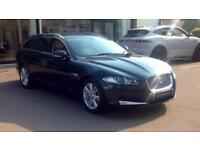 2015 Jaguar XF 2.2d (163) Luxury 5dr Automatic Diesel Estate