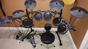 Alesis DM10 Studio Kit | Ten-Piece Professional Electronic Drum