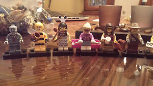 LEGO Minifigures Series - 24 Assorted Figures Cambridge Kitchener Area image 2