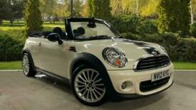 image for 2012 MINI One 1.6 2dr Convertible Petrol Manual