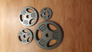 LOOKING FOR: IRON PLATES