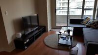 Yonge/Sheppard 2Br 2Bth condo (utilities & furnitures included)