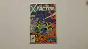 X-Factor issue # 1