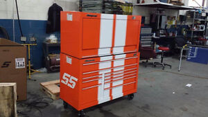 Limited edition snapon toolbox