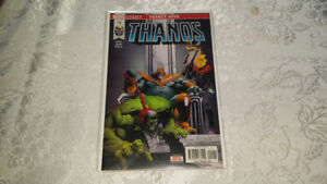 THANOS #15 MARVEL COMIC, IDENTITY OF THE COSMIC GHOST RIDER