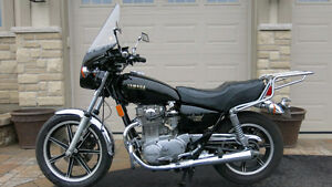 XS650 Special in very good condition.