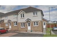 Modern two bedroom flat to rent in Panmurefield Village, Broughty Ferry