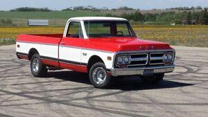 1972 GMC Pick up
