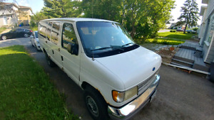 1995 Ford E-350 Extended Passenger Van