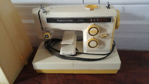 Sewing machine and cover