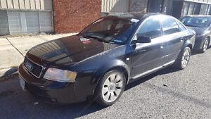 2000 Audi A6 Sedan