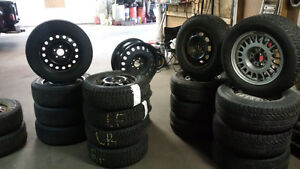 TAKING PRE ORDERS ON SNOW TIRES AND RIMS