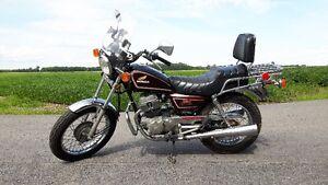 1983 Honda Custom CM250C - all original