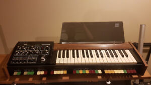 Roland SH1000 classic vintage monophonic synth
