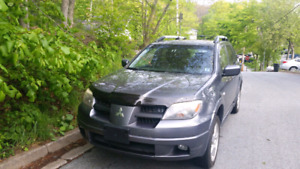 2006 Mitsubishi Outlander Limited - Financing possibly available