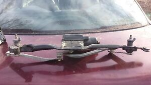 1999-2003 Wiper Motor and Arms