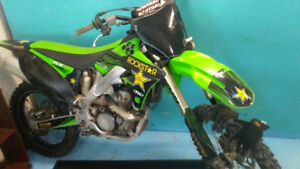 Motor Cross Bike