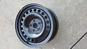 """17"""" Ford Rims with Pressure Sensors"""