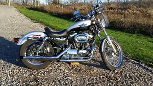 Harley Sportster 100th Year Anniversary Special 1200 Cambridge Kitchener Area image 3