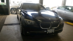 2009 BMW 7 series CERTIFIED FULLY LOADED