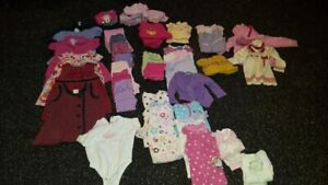 18-24 months lot of girls clothes