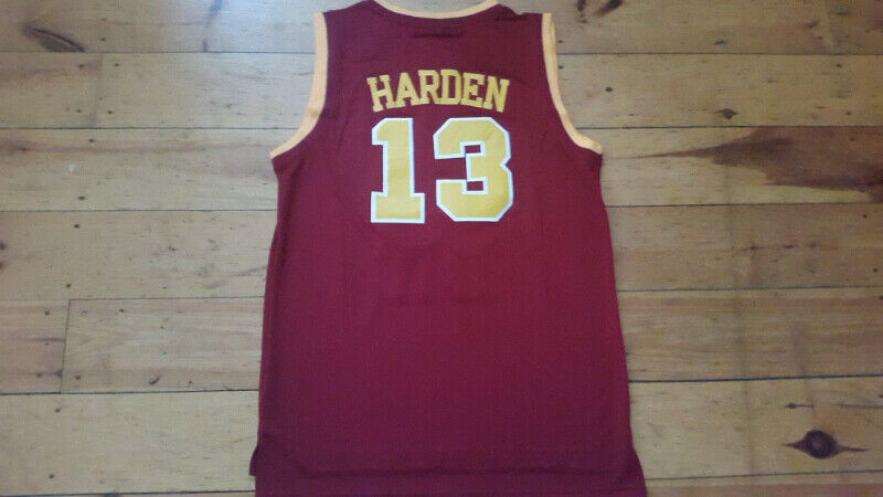 timeless design 6f43b 3d80b James Harden College Jersey- Arizona State- Medium NEW!!