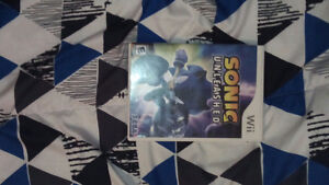 Sonic unleashed 5$