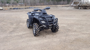 09 can-am 650
