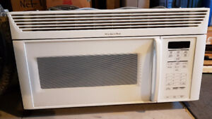 Large Microwave (Kitchen Aid)