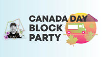 Canada Day Block Party ft Justin Martin