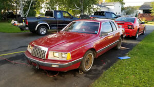 1983 Ford Thunderbird