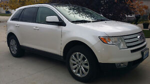 """2010 Ford Edge SEL AWD Heated Leather Panoramic Roof 18"""" Alloys"""
