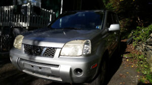 2005 Nissan X-trail SE SUV, Crossover 4X4