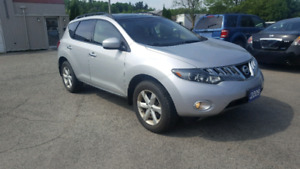 2009 Nissan Murano S V6*Certified*No accidents*