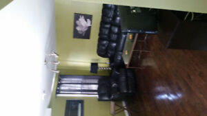 DOWNTOWN TWO BEDROOM FURNISHED APARTMENT