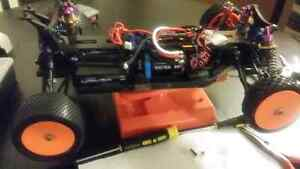 Team associated  1/10 4wd buggy roller