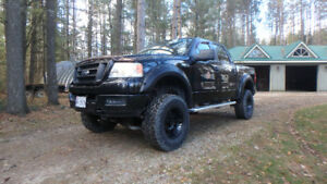 2005 F150 FX4 Lifted 6 inches