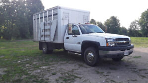 2008 Chevrolet 3500  with Duramax Diesel