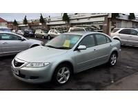2004 MAZDA 6 2.0 TS2 From GBP1,495 + Retail Package