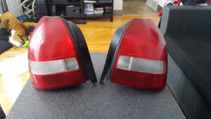 Honda civic 1996-2000 hatchback tail light JDM