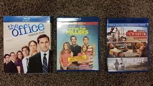 DVD / Blu-Rays for Sale - All Prices Negotiable!