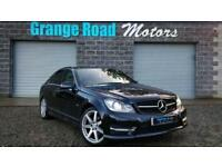 2012 12 MERCEDES-BENZ C CLASS 2.1 C220 CDI BLUEEFFICIENCY AMG SPORT 4D AUTO 168