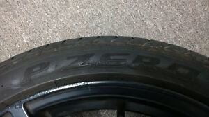 MSR Twin Spoke Wheels w/Pirelli Run Flats Cambridge Kitchener Area image 6