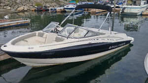 2013 BALINER 185 BOWRIDER 6CYL IN/OUT