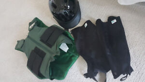Girls Horseback riding gear